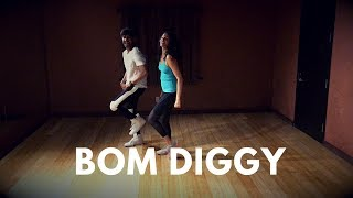 download lagu Bom Diggy  Dance By Richa & Yogen Jasmin gratis
