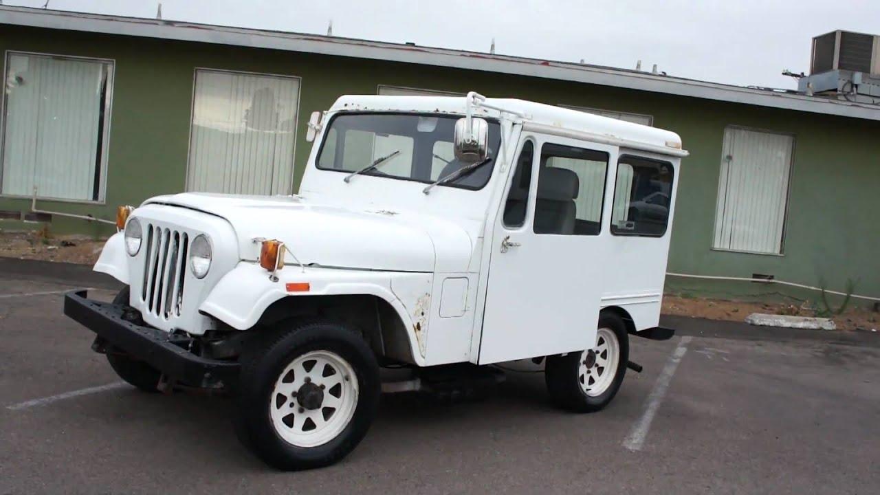 79 Mail Jeep CJ7 CJ5 AMC For Sale - YouTube