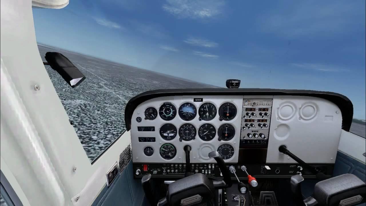 Carenado Cessna 172 hd Carenado' Cessna 172 w\