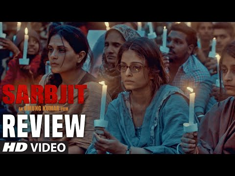 SARBJIT Movie Audience REVIEW | Randeep Hooda, Aishwarya Rai Bachchan, Richa Chadda | T-Series