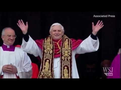 Pope Benedict XVI to Step Down