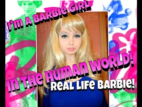 Lolita Richi Real Life Barbie Sexy Or Nah? Teen Human Barbie claims shes the best one yet RLG News