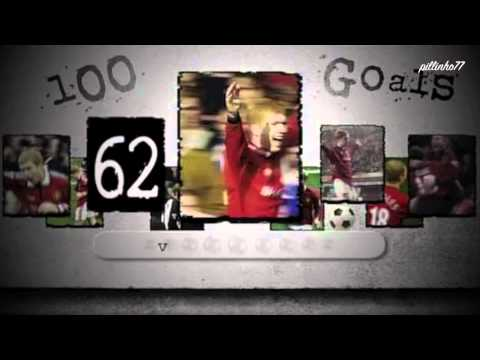 Paul Scholes - 100 Goals for Manchester United in the Premier League