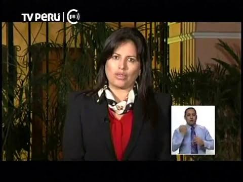 Ministra de la Mujer invocó a peruanos a trabajar por las personas con discapacidad