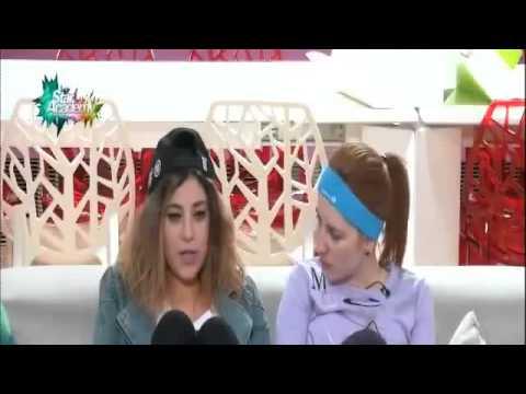 كنزة وليا وغادة وايلي ومينا وشاهين في الصالة - الثلاثاء 25/11/2014