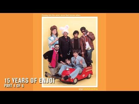 15 Years of enjoi Part 4 | TransWorld SKATEboarding