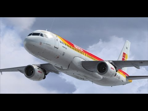 FSX HD - Aerosoft Airbus X A320 Model & VC Review