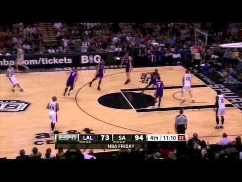 Ignite Pass During NBA Game - Kuroko No Basket