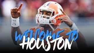 Deshaun Watson 2017; Welcome to Houston (Career Highlights) ᴴᴰ