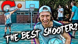 MOST INSANE GAME OF BANK!! - Who REALLY Is The BEST Shooter?