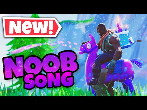 "FORTNITE NOOB SONG ""(Official Music Video)"""