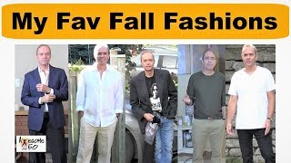 Top 5 Fall Fashion Looks & Styles for Men, Mature over 50
