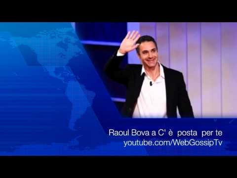 Raoul Bova a C' è  Posta  per te  di  Maria  De Filippi  8/03/2014