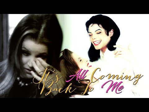 Michael Jackson and Lisa Marie Presley - It's All Coming Back To Me