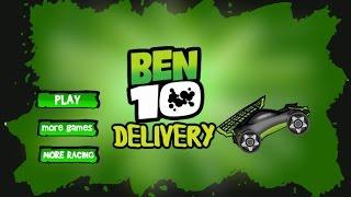 Ben 10 Delivery - Ben 10 Car Games