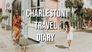CHARLESTON TRAVEL DIARY + VLOG 2018 | Esperanza Lorena