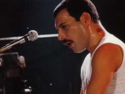 Freddie Mercury - Freddie Mercury - Your Kind Of Lover  - Lyrics