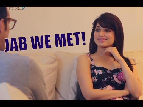 Tamannaah Bhatia Discusses JAB WE MET & Kareena Kapoor On Freaky Fridays!