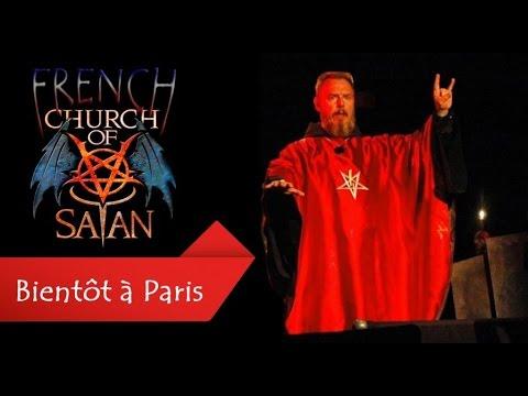 L EGLİSE DE SATAN EN FRANCE OUVRE BIENTOT CES PORTES DEJA 236 000 FIDELES ?!?! PREUVES ET DEBAT