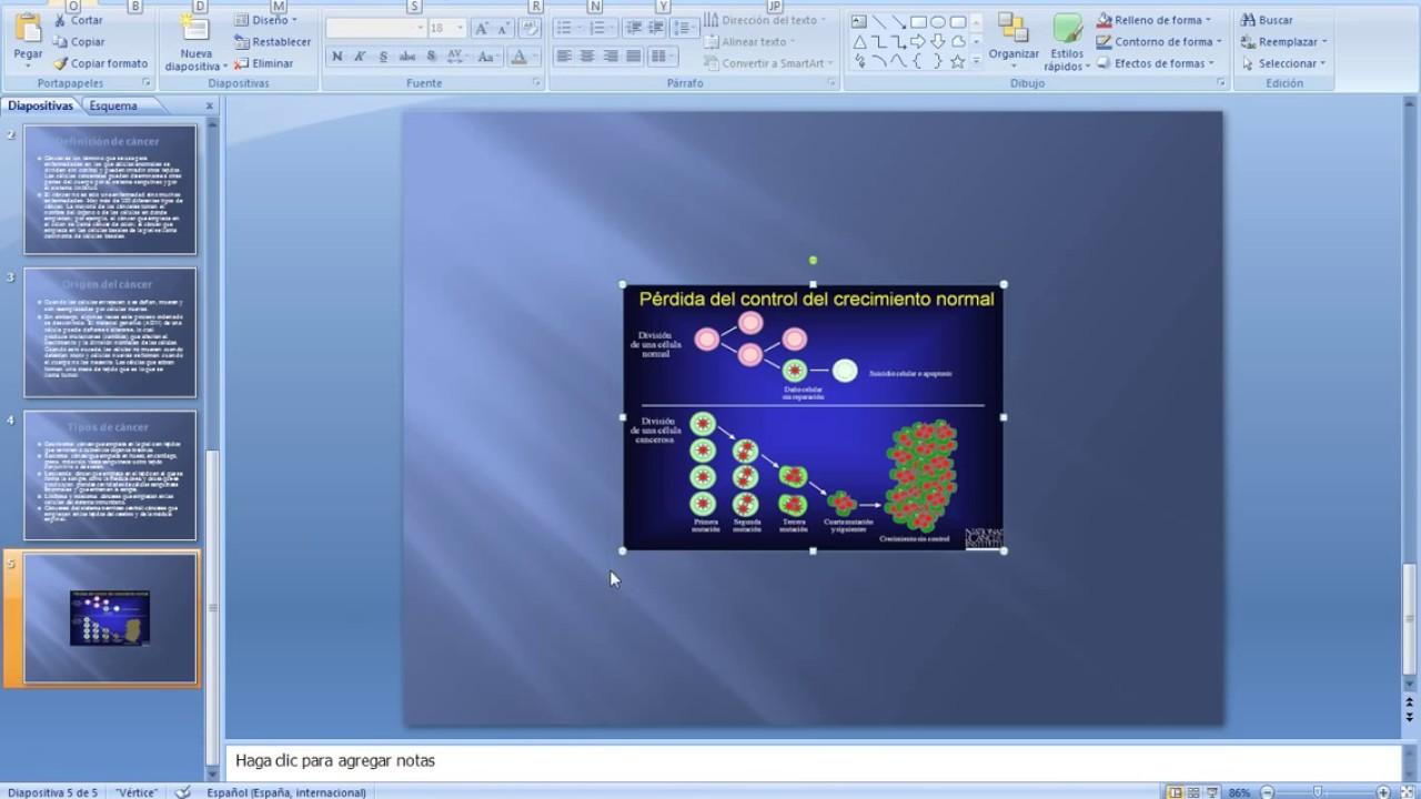 como hacer diapositivas  inserta musica  poner animaciones