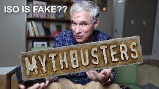Mythbusting Tony's ISO Claims