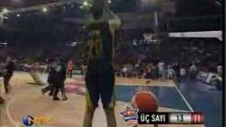 BEKO All-Star 2008. 3 Sayi Yarismasi - Final