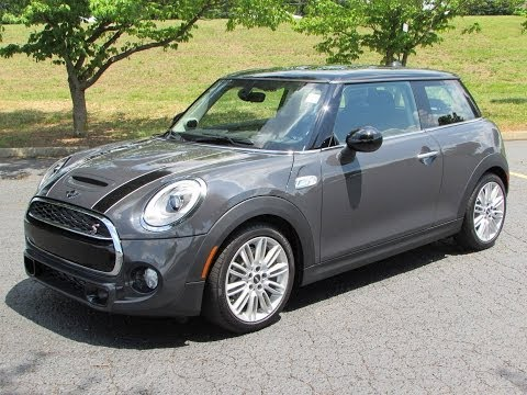 2014 Mini Cooper & Cooper S Hardtop (F56) Start Up. Test Drive. and In Depth Review