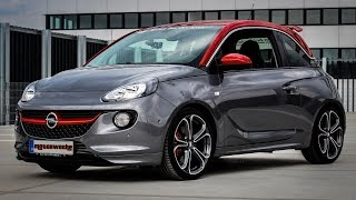MotorWoche | Opel Adam S | Test | German
