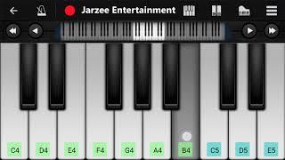 download lagu Tujhe Dekha To Yeh Jana Sanam Mobile Piano Tutorial gratis