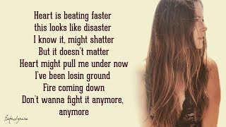 Alexandra Fresquez - Perfect Storm (Lyrics) 🎵