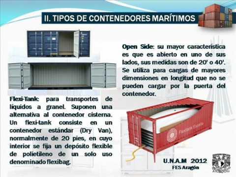 Puertos equipo 7 contenedores mar timos youtube for Arquitectura contenedores maritimos