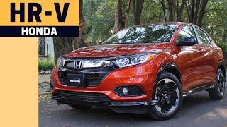 Honda HR-V 2019 | Tú decides si justifica el PRECIO | Motoren Mx