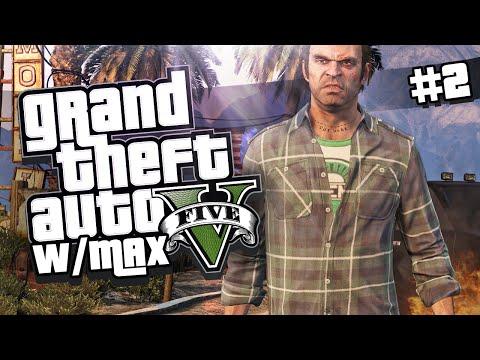 Grand Theft Auto V [Ep.2] - Cainele Nebun! (GTA 5 PC)