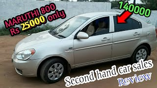 Second cars sales Thirunelveli / MMJ Cars /New review/ December