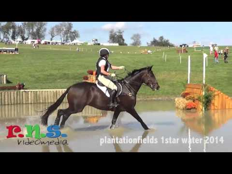 Plantation Fields Horse Trials & CIC 1 Star Water 2014