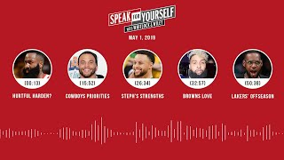 SPEAK FOR YOURSELF Audio Podcast (5.1.19) with Marcellus Wiley, Jason Whitlock | SPEAK FOR YOURSELF