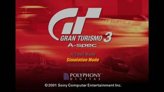 PS4 5.05 play PS2 Gran Turismo 3 (GT3)