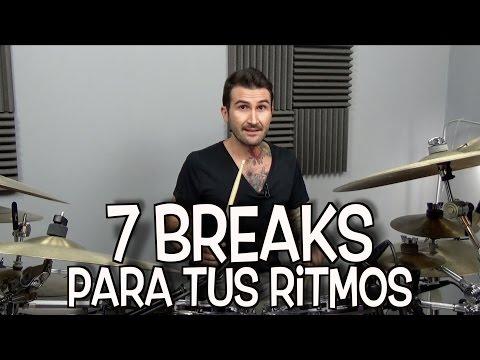 7 BREAKS PARA TUS RITMOS
