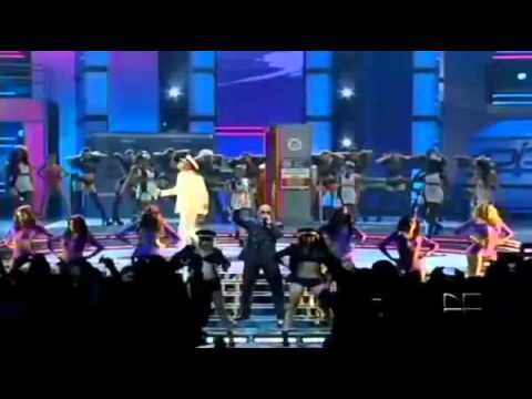Pitbull International Love Ft. Chris Brown Premios Lo Nuestro 2012 video