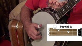 The Old Home Place - Banjo Tutorial