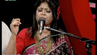 Bangla Musical Show - Je Gaan Gourobe Bohoman l Mamun Zahid, Mariya