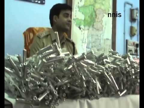 Huge Quantity Of Explosives Seized In Birbhum, One Detained