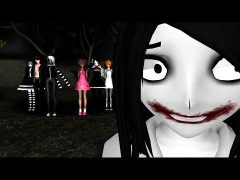 Dance MMD Creepypasta - It Burns! Burns! Burns! - MiniClips.pk