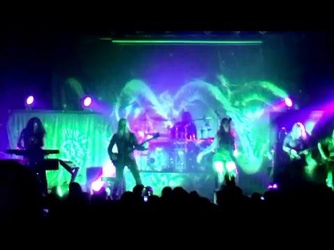 Nightwish - The Siren (First Avenue Minneapolis,MN 2/29/2016)