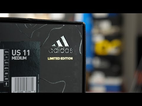 UNBOXING: EXCLUSIVE Limited EDITION Adidas SNEAKER