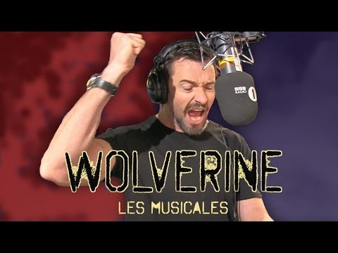 Wolverine The Musical - Hugh Jackman - #SurpriseKaraoke