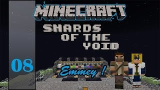 Minecraft Adventure Map [ Türkce ] - Shards of the Void - # 08 - Tikandik kaldik :D