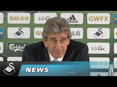 Swans TV - Reaction : Manuel Pellegrini