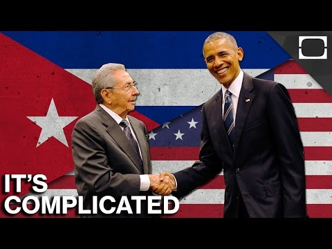 The U.S. and Cuba's Complicated History Explained