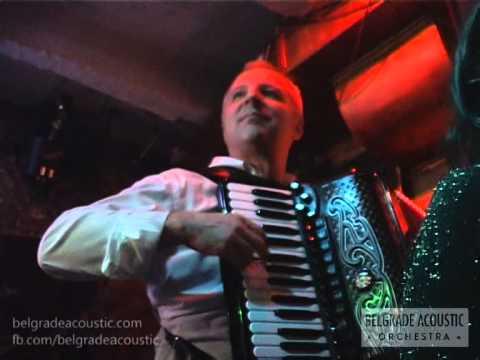 Samo pesma zna - Ljilja Aleksandrić i Beogradski Akustični Orkestar